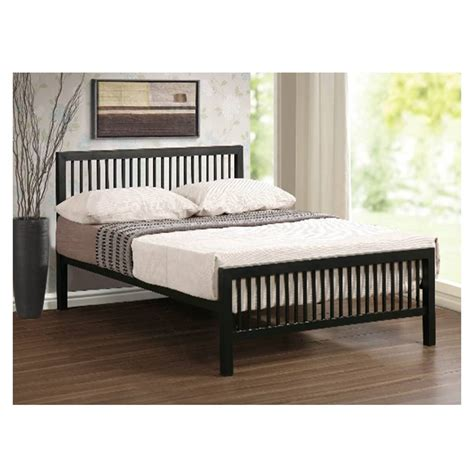 shaker bed frame shaker style black metal bed frame small 4ft
