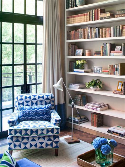 home ideas bright home library design ideas