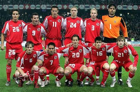 Schweizer Fussballnationalmannschaft Fussball Wm In Deutschland Torwartvorstellung
