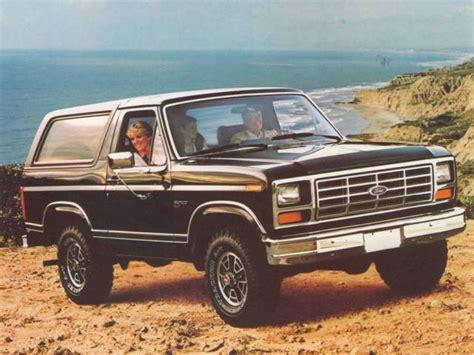 1983 Ford Bronco by 1983 Ford Bronco Xlt 351w 5 8l 4x4