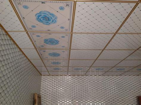 decorative ceiling materials construction material pop ceiling material bathroom