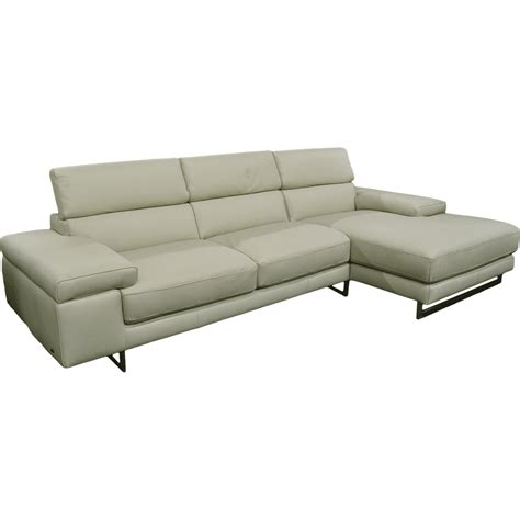 Softaly Leather Sectional by Natuzzi Editions B619 Cosimo Sectional Kobos Furniture