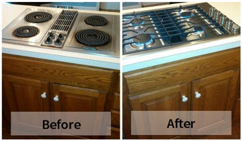 Tall Kitchen Islands by Replacing A Downdraft Range Or Center Downdraft Cooktop