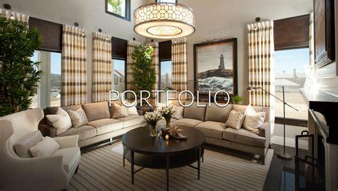 robeson design portfolio san diego interior designers