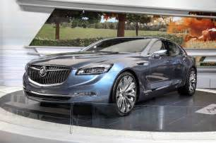Buick Vehicles 2015 2015 Buick Avenir Concept Front Three Quarter 03 Photo 40