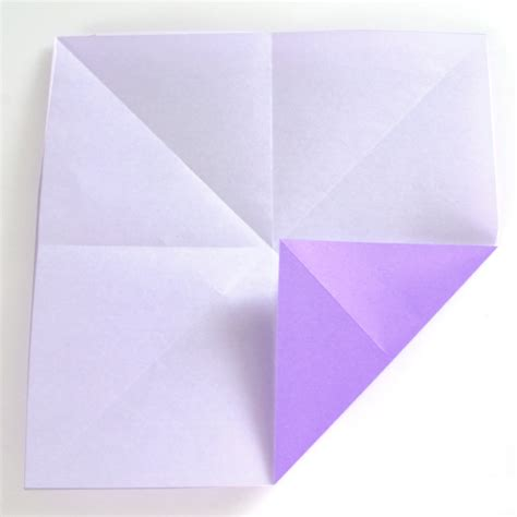How To Fold Paper Fortune Teller - fold a fortune teller easy origami tutorial a