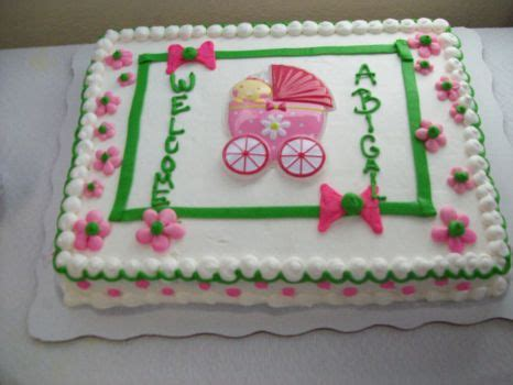 walmart baby shower cake  pieces jigsaw puzzle