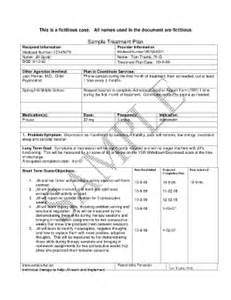 Treatment Plans For Mental Health Template by Treatment Plan Templates For Mental Health Fill