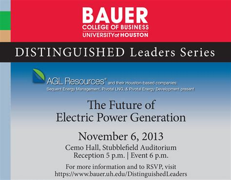 Bauer School Of Business Mba by Nov 6 Distinguished Leaders Series Sparks Discussion On