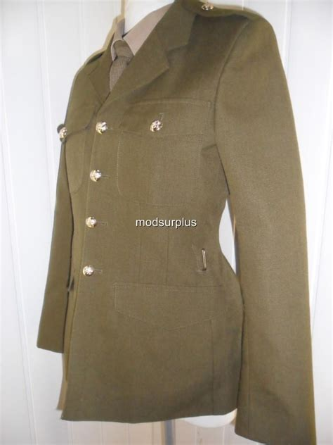 british army dress uniform british army soldier no2 dress service uniform khaki