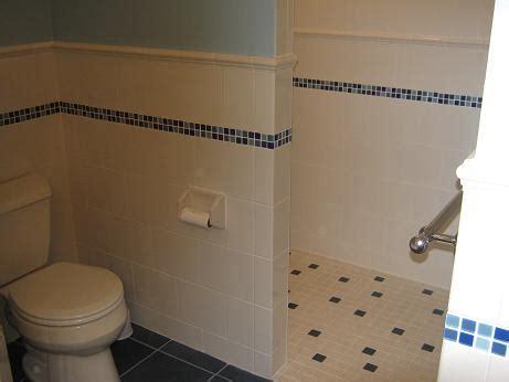 chair rail outside corner ending chair rail at an outside corner ceramic tile