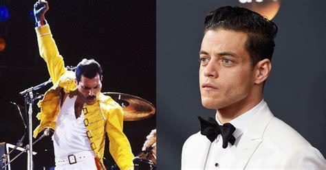 actor freddie mercury film queen movie bohemian rhapsody to star rami malek as
