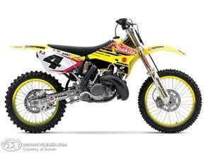 What Is A Suzuki 34 Grados Suzuki Rm 250cc