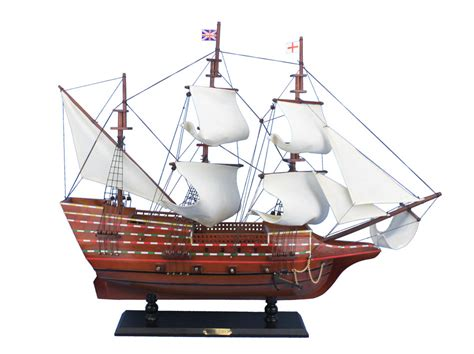 Mayfair Home Decor buy wooden mayflower tall model ship 30 inch wholesale