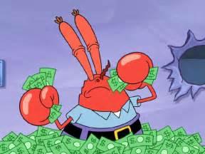 Spongebob with money spongebob mr krabs cake ideas