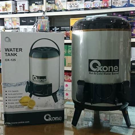 Water Tank Oxone oxone water tank 9 5lt ox 125 tempat termos minum