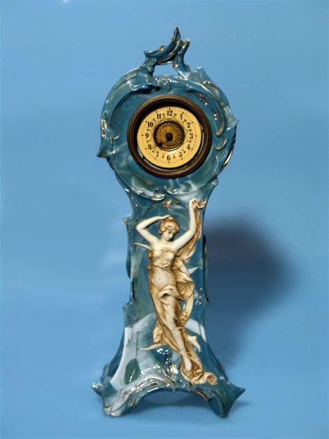Jugendstil Uhr by Kunstmaxx E K Jugendstil Uhr Junghans Werk Um 1920