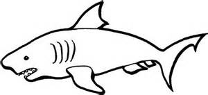 Quiver Coloring Sharks Pages sketch template
