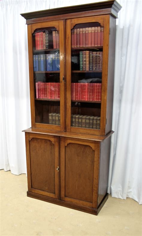mahogany bookshelves for sale mahogany bookcase cupboard for sale antiques