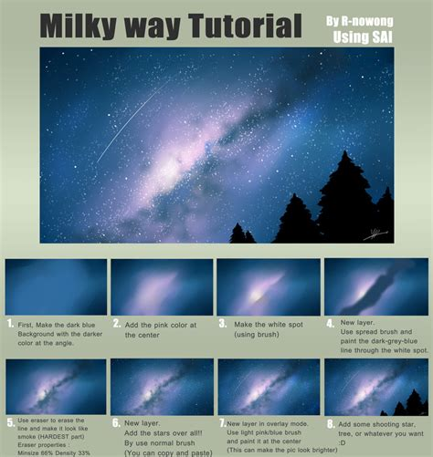 paint tool sai galaxy tutorial tutorial way by r nowong on deviantart