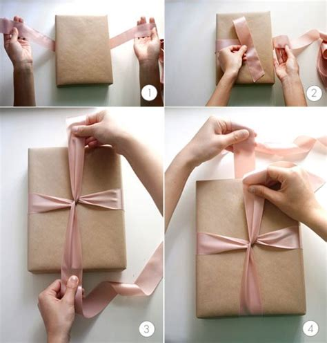 how to wrap a present weekly wrap 55 how to tie the gift bow paper crave