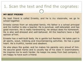 My Best Friend Essay For Children by Essay Writing On My Best Friend