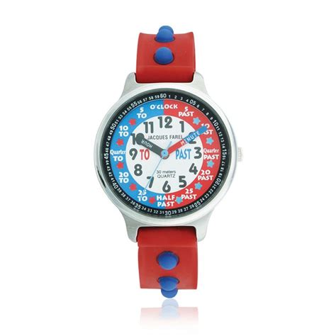 Funtime My 1st Teach Time Gift Set 1000 images about jacques farel watches on