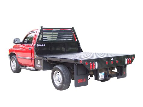 flat bed flatbeds