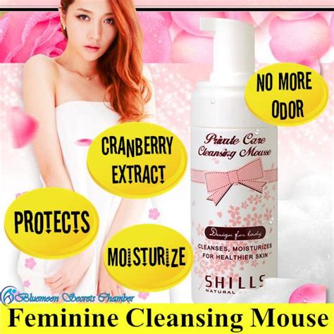 Detox Cleanse For Odor by Shills Cherry Blossom Cranberry Care Cleansing