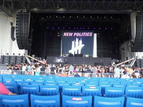 best view song r m r m pnc pavilion section 2 row r seat 23 new