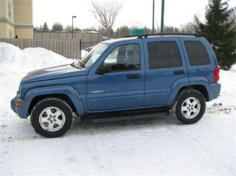 how to sell used cars 2003 jeep liberty parental controls purchase used 2003 jeep liberty limited in valparaiso indiana united states for us 5 000 00
