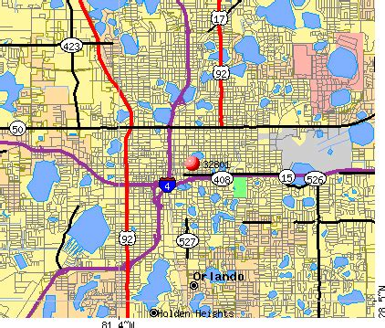 florida zip code map orlando 32801 zip code orlando florida profile homes