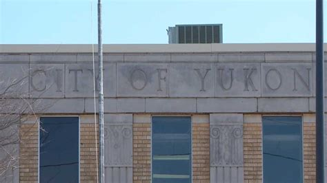 city  yukon announces  million  money troubles