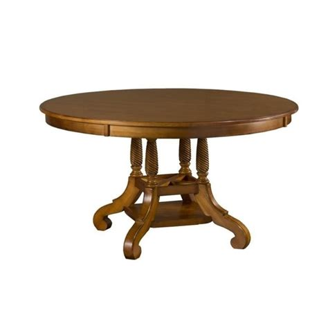 hillsdale wilshire casual dining table in pine