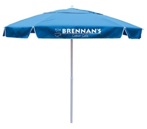 personalized 84 inch wind proof patio umbrella w 7 colors