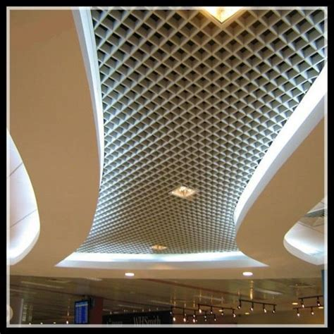 open grid ceiling 2014 fashionable aluminum open grid suspended ceiling