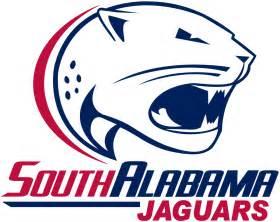 Jaguar Football Logo South Alabama Jaguars