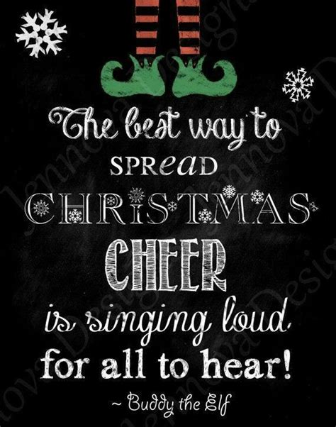 spread christmas cheer  singing loud    hear pictures