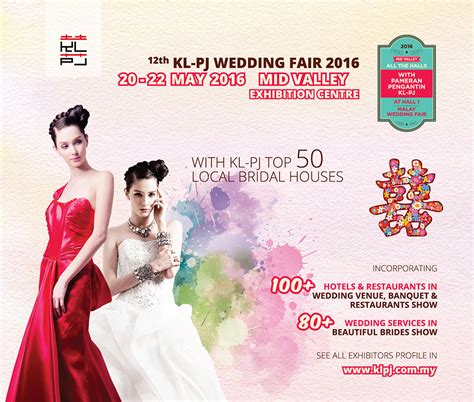 Wedding Fair by 12th Kl Pj Wedding Fair 2016 May 2016 Mid Valley