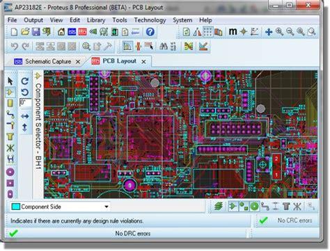 pcb layout software os x proteus pcb design alternatives and similar software