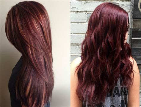 Hair Color Of 2017 | the ultimate guide to red hair color shades 2017