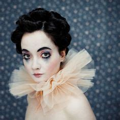 Pierette Top Grey pierrette costume makeup diy search costume