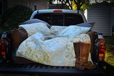 Pillows Bed Of Truck Truck Bed Things I Like