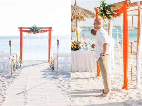 Kelly & Nestor :: Aruba Destination Wedding at the Aruba