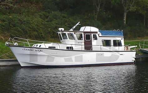used fishing boats for sale scotland colvic 38 trawler yacht scotland fafb