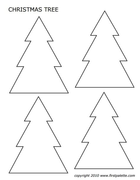 christmas tree tracing pattern tree patterns to trace tire driveeasy co