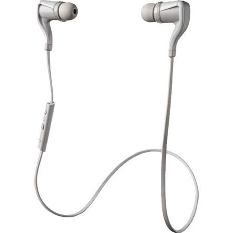 Plantronics Wireless Earbuds Backbeat Go 3 With Original plantronics 89800 01 backbeat go 2 wireless earbud headphones bluetooth connectivity iphone