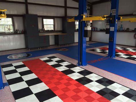 Swisstrax Flooring by Ribtrax Garage Flooring Swisstrax Garage Flooring