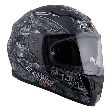 ls2 motocross helmets india ls2 stream anti hero full face motorcycle helmet ebay