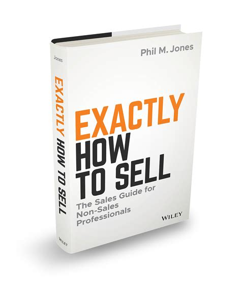 best sales programs coach phil jones